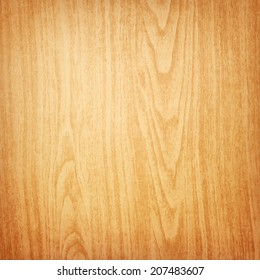 realistic wood texture background eps10