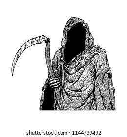 Reaper , Illustration Vector