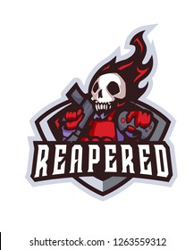 Reapered E Sports Logo