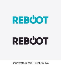 Reboot Company Logo.