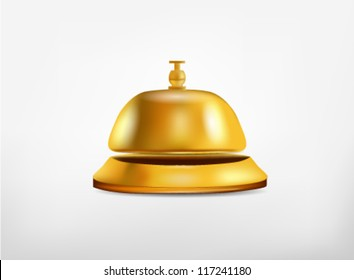 Reception Ring Bell