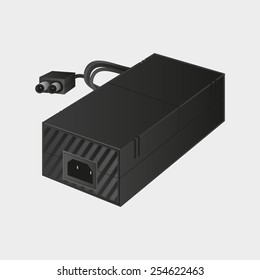 Recharge device for console, pc, notebook. Charging equipment, technique, technology, engineering, technics, mechanism