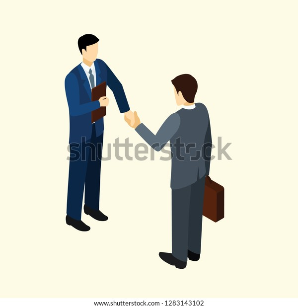 Recruitment Process People Business Meeting Conference Flat Icon Vector Graphic Download Template