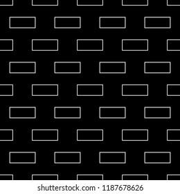 Rectangles background. Checks wallpaper. Blocks ornament. Mosaic motif. Digital paper, textile print, web designing, abstract. Quadrangles backdrop. Seamless surface pattern design. Vector artwork.