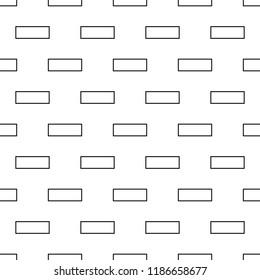 Rectangles background. Checks wallpaper. Quadrangles backdrop. Blocks ornament. Mosaic motif. Digital paper, textile print, web designing, abstract. Seamless surface pattern design. Vector artwork.