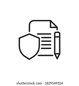 Rectification icon design isolated on white background. Vector illustration