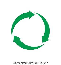 recycle circle logo