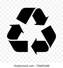recycle icon, recyclable symbol