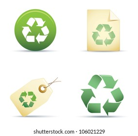 Recycle IconSet