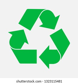 Recycle Logo - Stock Vector Image