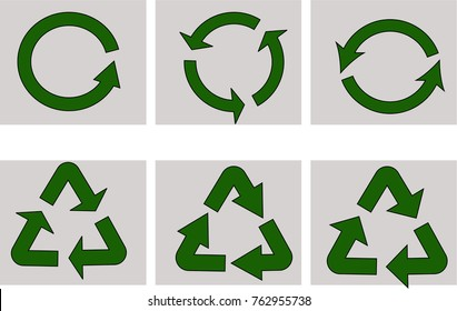 Recycling vector symbols