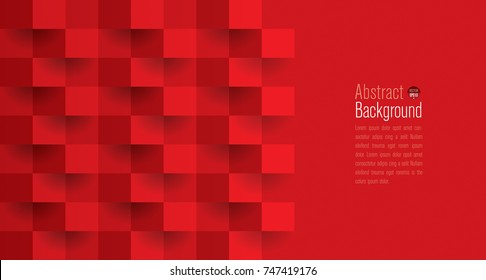 Red abstract texture. Vector background can be used in cover design, book design, poster, cd cover, website backgrounds or advertising.