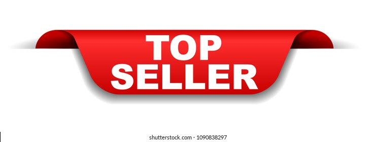 red banner top seller