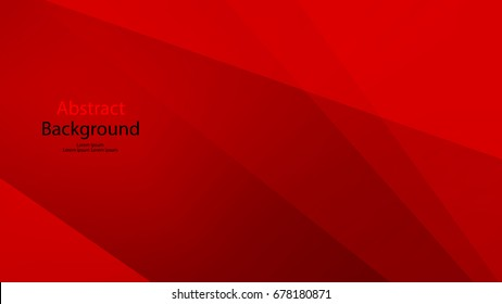 Red and black color background abstract vector art
