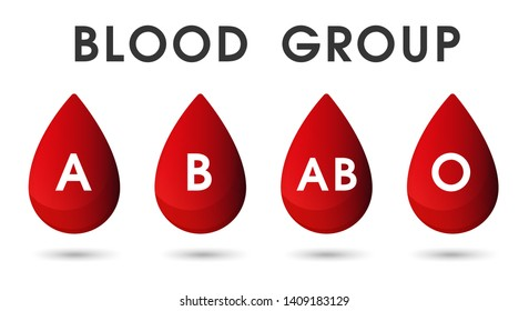 Blood Group Images, Stock Photos & Vectors | Shutterstock