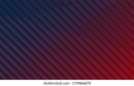 Fond abstrait rouge et bleu.