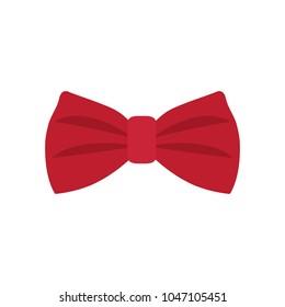 Red bowtie icon