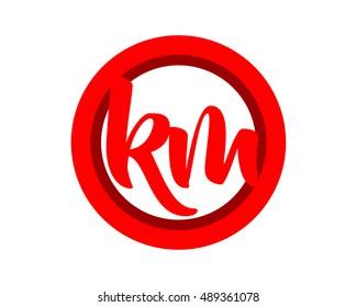 red circle typography typeset logotype alphabet font image vector icon logo symbol