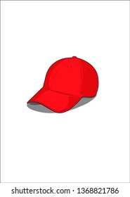 red cool cap