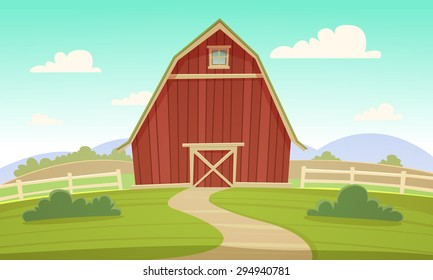 Red Farm Barn