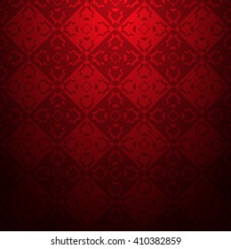 Red gradient colors striped textured, abstract geometric pattern background