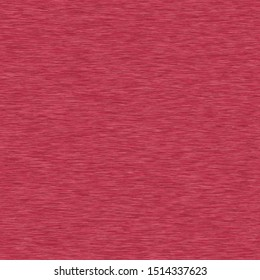 Red Heather Marl Seamless Repeat Vector Pattern Swatch.  Knit t shirt fabric texture.