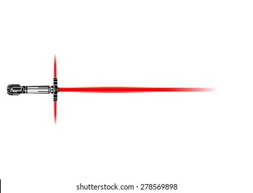 Red light sword