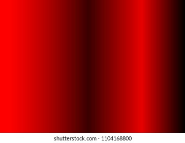 Red metal abstract technology background with polished or satin texture, chrome, silver, steel, aluminum for design concepts, wallpapers, web, prints, posters, interfaces. Vector illustration.