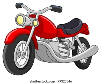 motorbike cartoon images  stock photos   vectors motorcycle vector bundle commercial license free motorcycle vector illustration