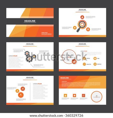 Red Orange Presentation Templa...