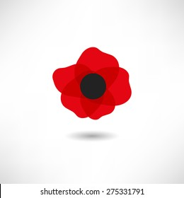 Red Poppy icon