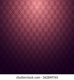 red retro pattern texture, abstract background vector