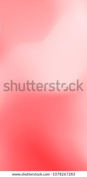 Rouge Brillant Rainbow Couleur Gamme Cadres Photo Poster Orange