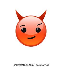 Smirk Face Stock Vectors Images Vector Art Shutterstock