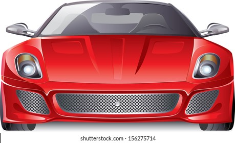 Royalty Free Car Front View Stock Images Photos Vectors