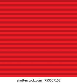 Red stripe pattern background - Vector