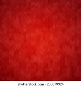 Red Texture Background . Vector Illustration for you design / EPS 10/