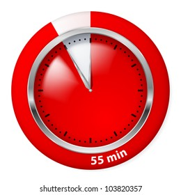 5 minutes timer stock photo edit now 183645140 shutterstock