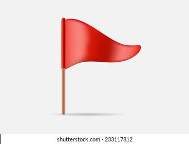 Wooden Flag Pole Images, Stock Photos & Vectors | Shutterstock