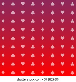 Red Valentine Heart Background Vector EPS10, Great for any use.