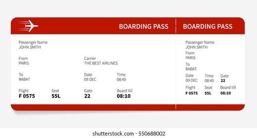 Image result for plane ticket image