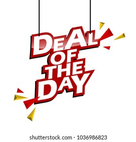 red and yellow tag deal of the day