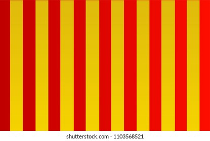 red and yellow vintage circus wallpaper