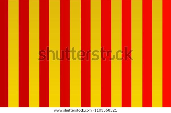 Vector De Stock Libre De Regalías Sobre Red Yellow Vintage