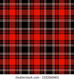 Red,Black,Pink and Beige Tartan Plaid Scottish Seamless Pattern. Texture from tartan, plaid, tablecloths, shirts, clothes, dresses, bedding, blankets and other textile.