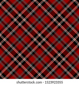 Red,Gray,Black and Pink Tartan Plaid Scottish Seamless Pattern. Texture from tartan, plaid, tablecloths, shirts, clothes, dresses, bedding, blankets and other textile.