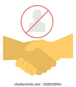 Reduction free agreement, flat icon disintermediation