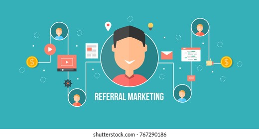 referral images stock photos vectors shutterstock