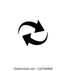 refresh button symbol