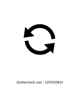 refresh icon arrow